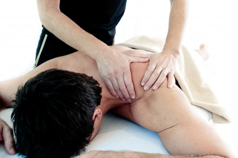 sportna masaža