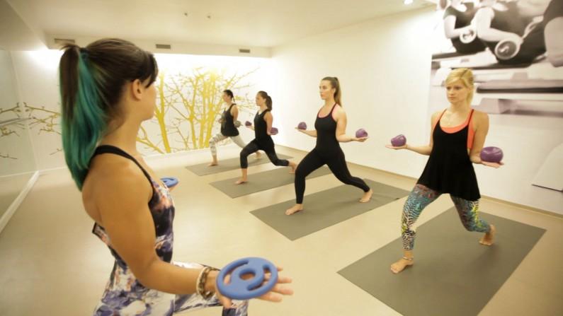 Napredni pilates